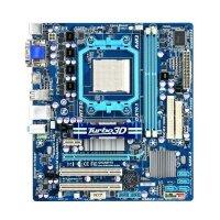 Gigabyte GA-880GM-D2H Rev.1.3 AMD 880G Mainboard Micro...
