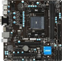 MSI A88XM-E35 V2 AMD A88X Mainboard Micro ATX Sockel FM2+...
