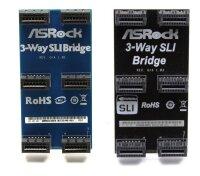 ASRock 3-Way SLI Brücke Bridge   #37356