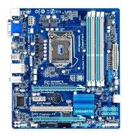 Gigabyte GA-H77M-D3H Rev.1.1 Intel H77 Mainboard Micro...