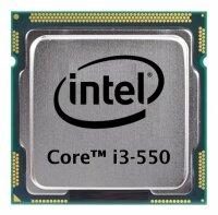 Intel Core i3-550 (2x 3.20GHz) SLBUD CPU Sockel 1156...