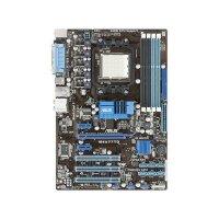 ASUS M4A77TD AMD 770 Mainboard ATX  Sockel AM3   #29939