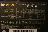 Be Quiet Dark Power Pro P7 450W (BN071) ATX Netzteil...