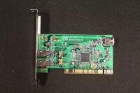 IBM FRU41D2781 Firewire 2-Port Adapter PCI   #71670