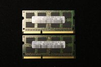 4 GB SO-DIMM (2x2GB) M471B5673FH0-CF8 PC3-8500S   #34808