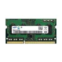 2 GB SO-DIMM (1x2GB) Samsung M471B5773CHS-CH9 PC3-10600S...