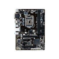 Gigabyte GA-H97M-HD3 Rev.1.1 Intel H97 Mainboard Micro...