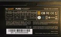 Be Quiet Pure Power L8 500W (BN223) ATX Netzteil 500 Watt...