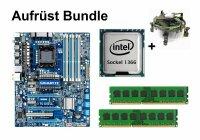 Aufrüst Bundle - Gigabyte X58-USB3 + Intel Core...