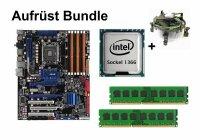 Aufrüst Bundle - ASUS P6T + Intel Core i7-920 + 12GB...