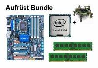 Aufrüst Bundle - Gigabyte EX58-UD4P + Intel Core...
