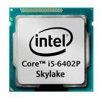 Intel Core i5-6402P (4x 2.80GHz) SR2NJ CPU Sockel 1151...
