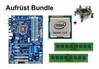 Aufrüst Bundle - Gigabyte Z77-DS3H + Pentium G840 +...