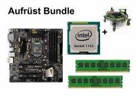 Aufrüst Bundle - ASRock Z77 Extreme4-M + Intel...