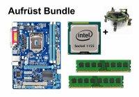 Aufrüst Bundle - Gigabyte B75M-D3V + Pentium G620 +...