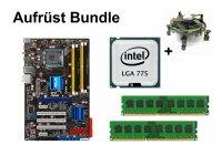 Aufrüst Bundle - ASUS P5Q SE + Intel Q6600 + 4GB RAM...