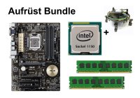 Aufrüst Bundle - ASUS Z97-K + Intel Core i3-4160 +...