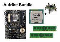 Aufrüst Bundle - ASUS Z97-K + Intel Core i3-4170 +...