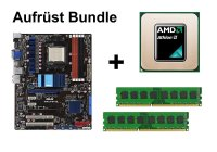 Aufrüst Bundle - ASUS M4A78T-E + Athlon II X3 435 +...
