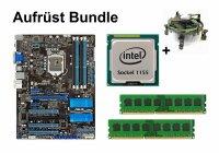 Upgrade Bundle - ASUS P8Z68-V LX + Intel Core i3-2105 +...