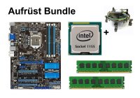 Upgrade Bundle - ASUS P8Z68-V LX + Intel Core i7-2600 +...