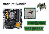 Aufrüst Bundle - Gigabyte Z97M-D3H + Intel Core...