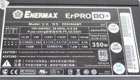 Enermax ErPro80+ 350W (EES350AWT-ErP) ATX Netzteil 350...
