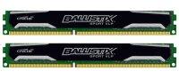 Crucial Ballistix 8 GB (2x4GB) BLS4G3D1609ES2LX0...
