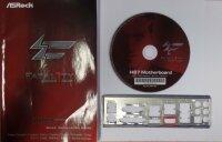 ASRock Fatal1ty H87 Performance - Handbuch - Blende -...