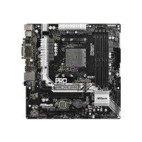 ASRock AB350M Pro4 AMD B350 Mainboard Micro ATX Sockel...