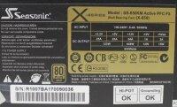 Seasonic X-Series SS-650KM ATX Netzteil 650 Watt 80 PLUS...