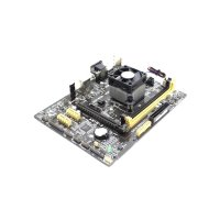 ASUS AM1M-A incl. AMD Athlon 5350 APU Mainboard Micro-ATX Socket AM1    #156861