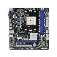ASRock A75M-HVS Rev.1.03 AMD A75 Mainboard Micro ATX...