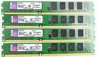 Kingston 8 GB (4x2GB) KVR1333D3S8N9/2G DDR3-1333...