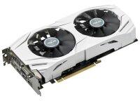 ASUS Dual GeForce GTX 1060 OC 3 GB GDDR5 DVI, 2x HDMI, 2x...