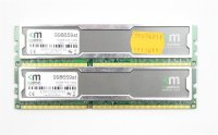 Mushkin Silverline 4 GB (2x2GB) 998659ST DDR3-1600...