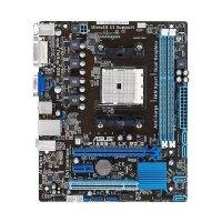 ASUS F1A55-M LK R2.0 Rev.1.0 AMD A55 Mainboard Micro ATX...
