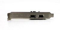 Firewire 2-Port IEEE1394a + 1 x intern Controller Karte...