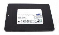 Samsung PM851 256 GB 2.5 Zoll SATA-III 6Gb/s MZ-7TE2560...