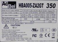 AcBel HBA005-ZA2GT 350 ATX Netzteil 350 Watt   #302096