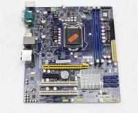 Foxconn H55MX-S  Intel H55 Mainboard Micro ATX Sockel...