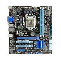 ASUS P7H55-M LX/SI Intel H55 Mainboard Micro ATX Sockel...