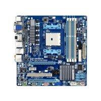 Gigabyte GA-A75M-UD2H Rev.1.0 AMD A75 Mainboard Micro ATX...