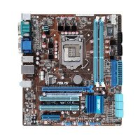 ASUS P7H55-M LE/SI Intel H55 Mainboard Micro ATX Sockel...