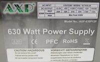 AXP SimplePower AXP-630P12P ATX Netzteil 630 Watt   #302838