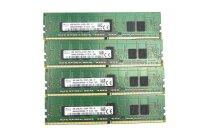 Hynix 16 GB (4x4GB) HMA451R7MFR8N-TF DDR4-2133 PC4-17066R...