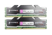 Kingston HyperX Black 4 GB (2x2GB) KHX1600C9D3X1K2/4G...