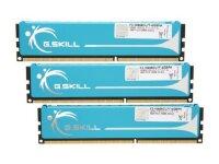 G.SKILL 6 GB (3x2GB) F3-10666CL7T-6GBPK DDR3-1333...