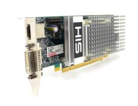 HIS Radeon HD 4350 Silence 512 MB DDR2 passiv silent...