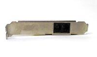 56k Modem Erweiterungskarte intern Analog 2x RJ11 PCI...
